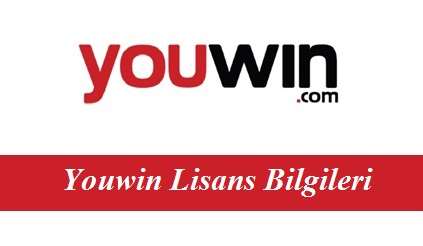Youwin Lisans Bilgileri