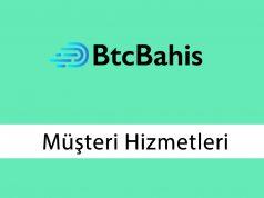 BtcBahis Müşteri Hizmetleri