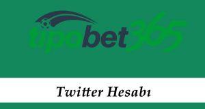 Tipobet Twitter hesabı