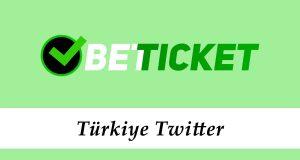 Betticket Türkiye Twitter